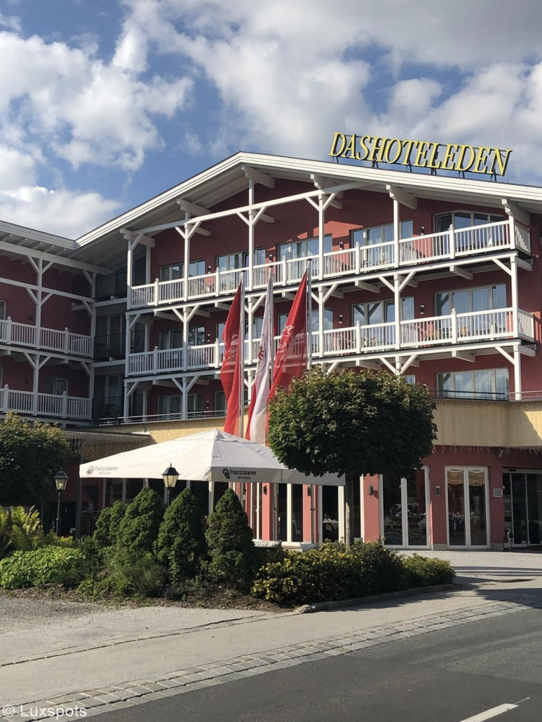 Hotel Eden in Seefeld, Tirol