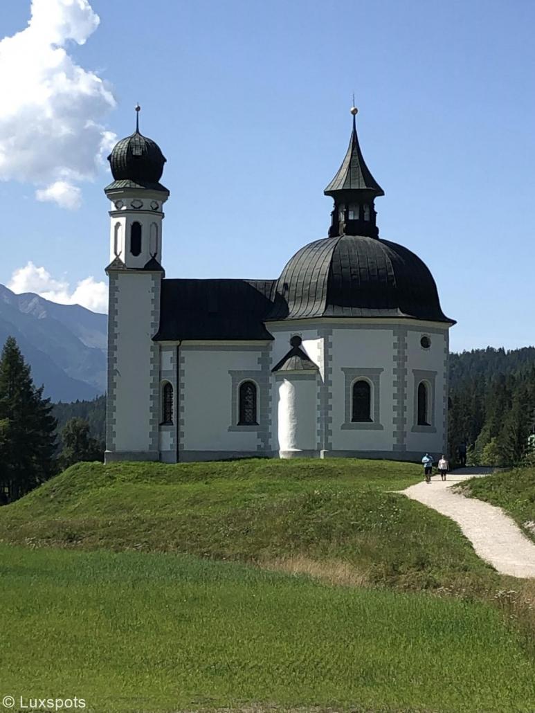 Seekirche von Seefeld in Tirol