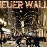 Shopping in Hamburg am Neuen Wall